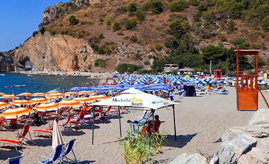Spiaggia Marbella Club