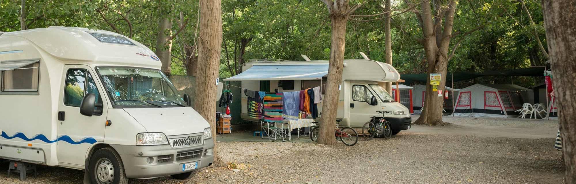 Camper a Palinuro, Cilento