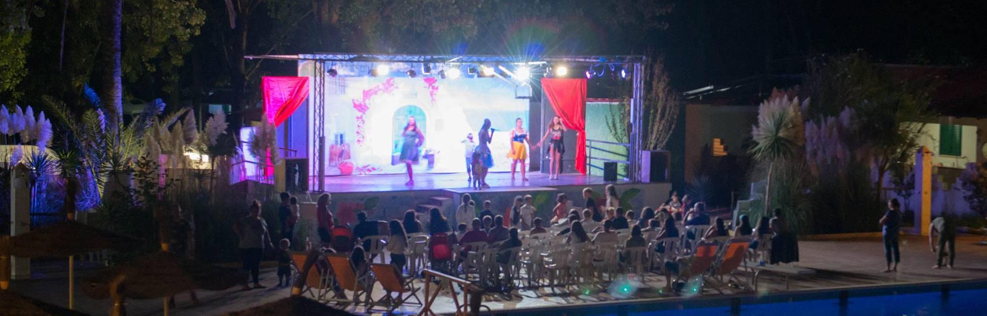 Spettacoli serali al Marbella Club