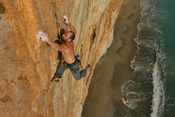 Climbing al Marbella Club a Palinuro