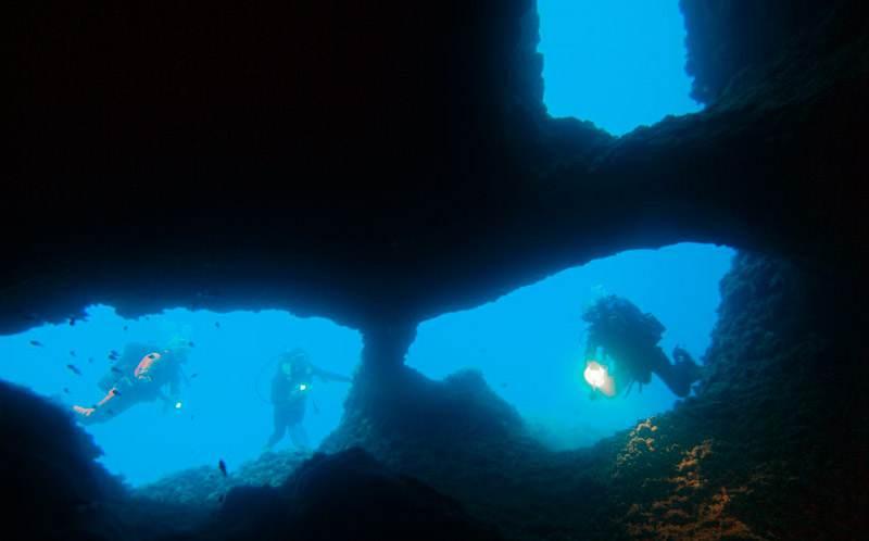Grotte Marine di Palinuro, Marbella Club