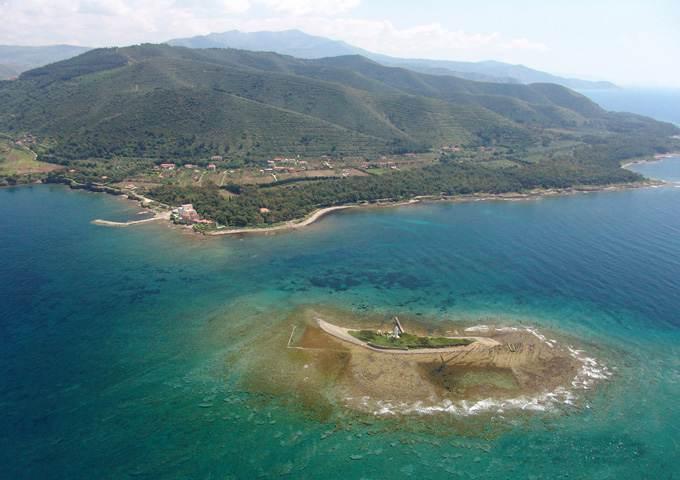 Punta Licosa, Palinuro