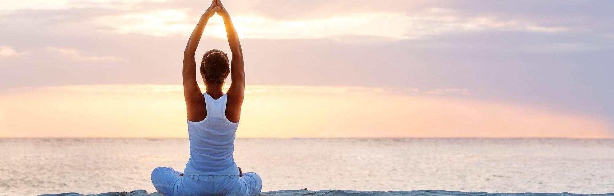 Yoga in vacanza al Marbella Club