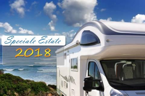 SPECIALE ESTATE 2018: listino Camper e offerta 48 ore